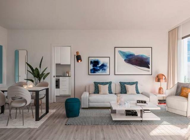 Programme immobilier loi Pinel Résidence Restanque à Montpellier