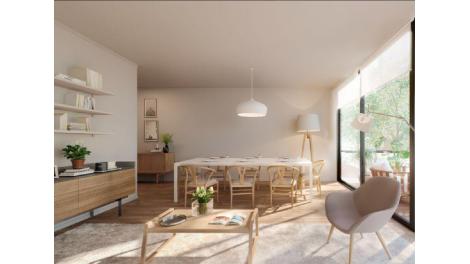 Programme immobilier loi Pinel Jardins des Fauvettes à Plaisance-du-Touch