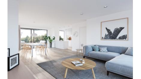 Programme immobilier loi Pinel Domaine 17 à Saint-Cyr-au-Mont-d'Or