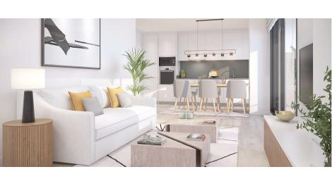 Programme immobilier loi Pinel Le St Fons à Saint-Fons