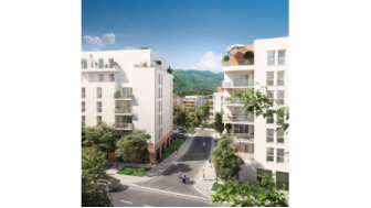 Programme immobilier neuf Grand Angle Seynod