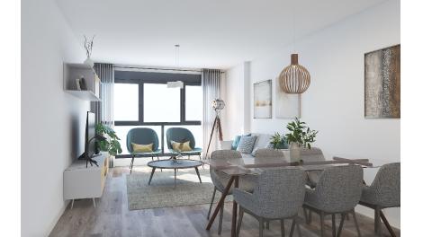 Programme immobilier loi Pinel Clos Minimes à Toulouse