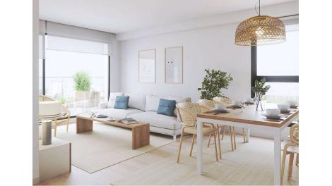 Programme immobilier loi Pinel Carré Vaulx à Vaulx-en-Velin