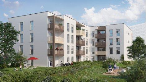 Programme immobilier loi Pinel Tendance Vénissieux à Vénissieux
