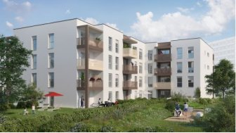 Éco habitat neuf à Vénissieux