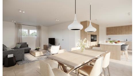 Programme immobilier loi Pinel Ambiance Villeurbanne à Villeurbanne