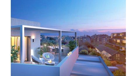Programme immobilier loi Pinel Chiara à Montpellier