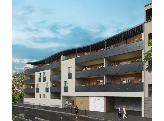 Programme immobilier loi Pinel Cabos à Nîmes