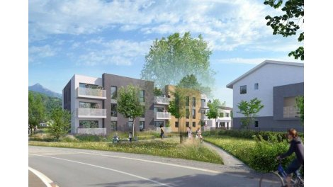Programme immobilier loi Pinel Evanescence à Cluses