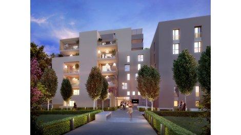 Programme immobilier loi Pinel Casa à Montpellier