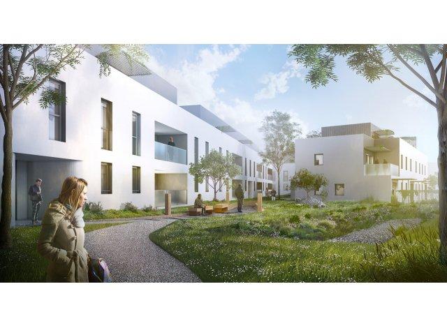 Programme immobilier loi Pinel Marseillan à Marseillan
