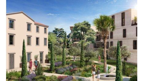Programme immobilier loi Pinel Boutonnet - Beaux Arts à Montpellier