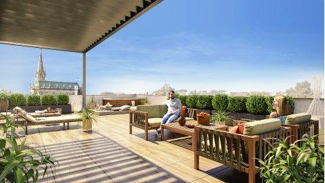 Programme immobilier loi Pinel Beaux-Arts Livraison Rapide à Montpellier