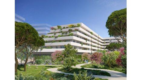 Programme immobilier loi Pinel Sete à Sète