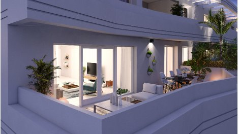 Immobilier basse consommation à Marseille 5ème