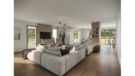 Programme immobilier loi Pinel Le Ricm à Aix-en-Provence
