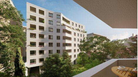 Immobilier ecologique à Marseille 5ème