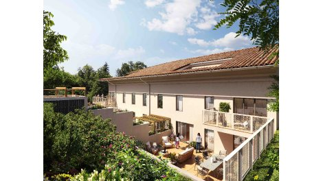 Programme immobilier loi Pinel Le Sanarian à Sanary-sur-Mer