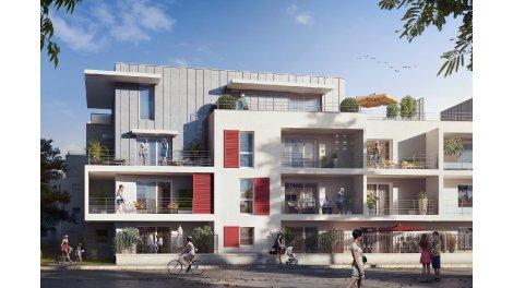 Programme immobilier neuf éco-habitat Équi'Libre à Tours