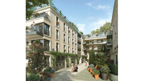 Appartement neuf Villa Parc Bourdeau éco-habitat à Antony