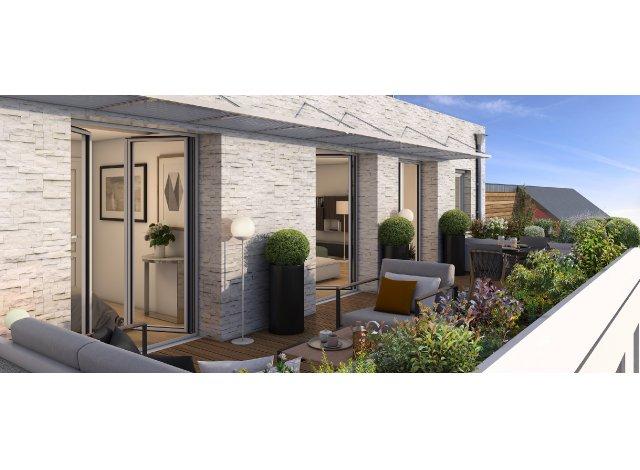 Programme immobilier loi Pinel Nouveau Programme Paris 20e à Paris 20ème
