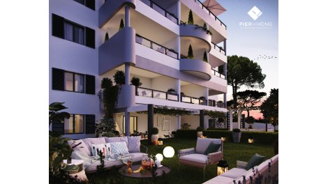 Programme immobilier neuf Terrasse Cote Mer Bormes-les-Mimosas