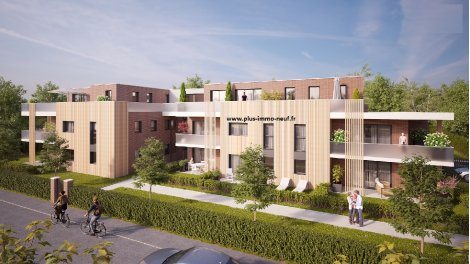 Éco habitat éco-habitat Mont-Saint-Aignan - Village à Mont-Saint-Aignan