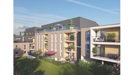Appartement neuf Déville-Lès-Rouen - Limite Rouen investissement loi Pinel à Déville-les-Rouen
