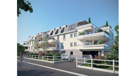 Écohabitat immobilier neuf éco-habitat Déville-lès-Rouen Mesnil-Esnard - Centre