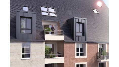 Programme immobilier neuf Hyper-Centre Rive Droite