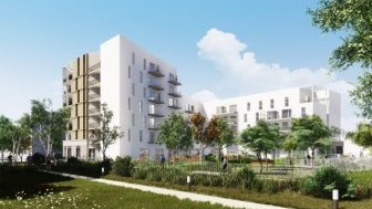 Eco habitat programme Caen Pinel Rss Caen