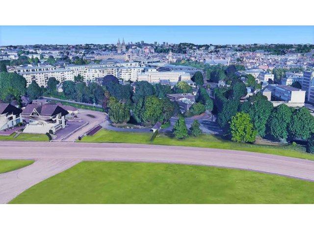 Logement écologique Caen