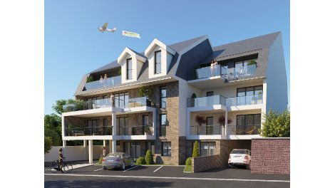 Programme immobilier loi Pinel Mesnil-Esnard - Centre à Le Mesnil-Esnard