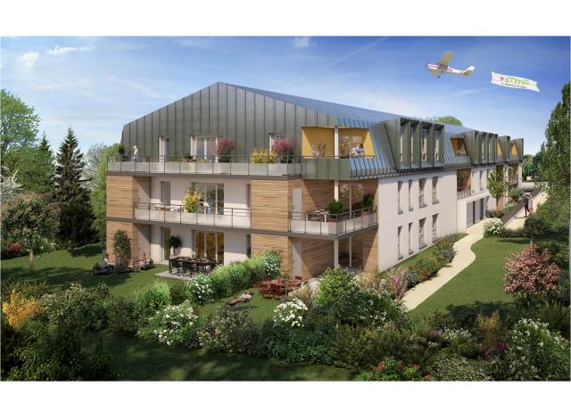 Programme immobilier loi Pinel Mont-Saint-Aignan à Mont-Saint-Aignan