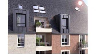 Eco habitat programme Hyper-Centre Rive Droite Rouen