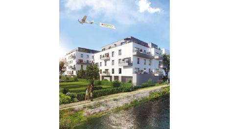 Éco habitat éco-habitat Rouen - Île Lacroix à Rouen