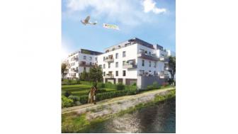 Eco habitat programme Rouen - Île Lacroix Rouen
