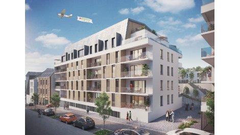 Programme immobilier loi Pinel Rouen -St Jean Baptiste de la Salle à Rouen