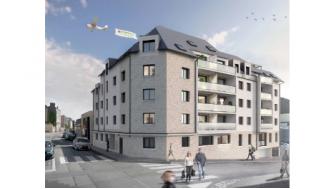 Eco habitat programme Rouen - Rive Droite Rouen