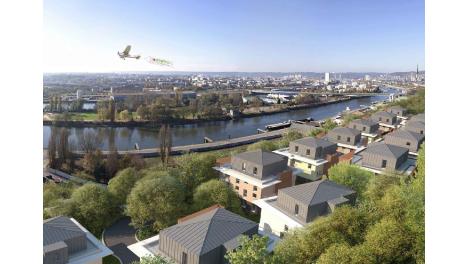 Éco habitat éco-habitat Rouen - Rive Droite à Rouen