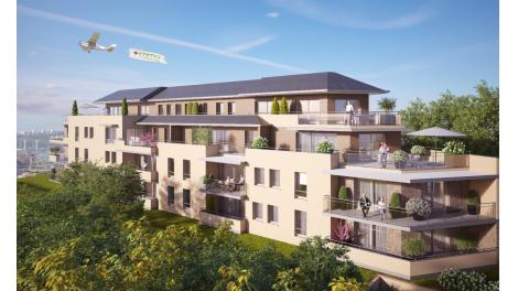 Programme immobilier loi Pinel La Plus Belle Vue de Rouen à Rouen