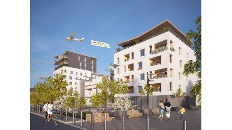 Éco habitat éco-habitat Rouen - Éco Quartier Luciline à Rouen