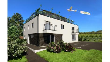 Éco habitat éco-habitat Mont-Saint-Aignan - 8 Appartements à Rouen