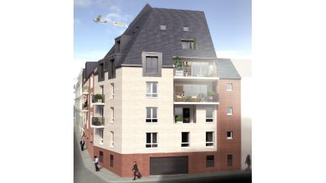 Éco habitat éco-habitat Rouen - 150m du Vieux Marché à Rouen