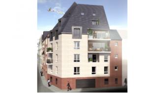 Programme neuf Rouen - 150m du Vieux Marché à Rouen