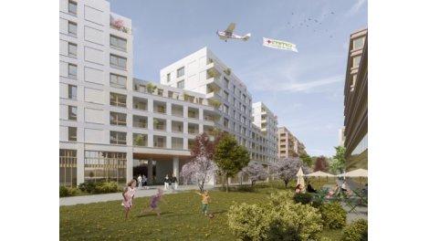 Éco habitat éco-habitat Rouen - Éco Quartier Flaubert à Rouen