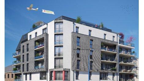 Programme immobilier loi Pinel Rouen Voltaire à Rouen