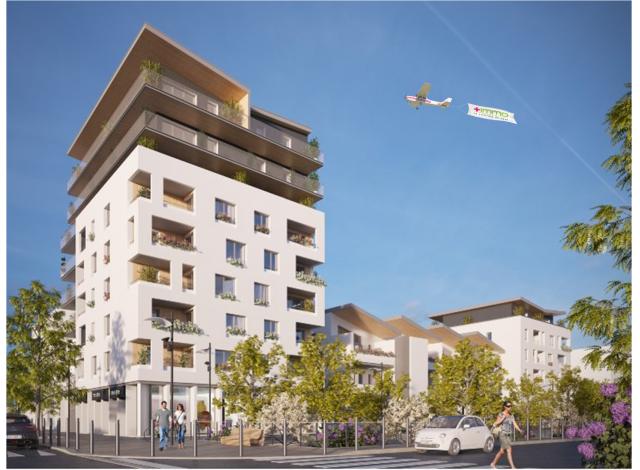 Programme immobilier loi Pinel Rouen - Éco Quartier Luciline à Rouen