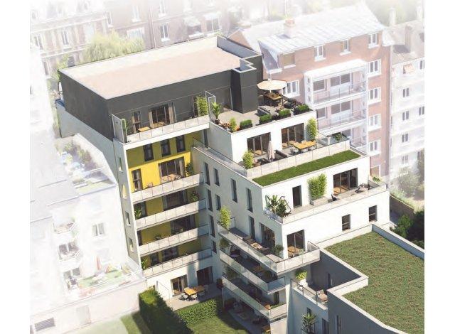 Programme immobilier loi Pinel Rouen - Centre à Rouen