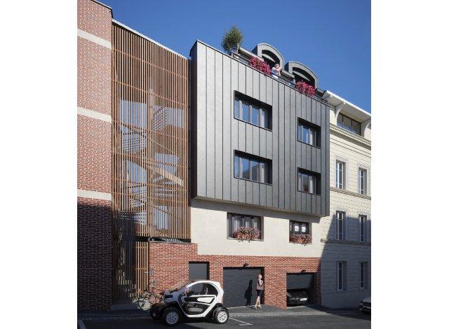 Programme immobilier loi Pinel La Canopée Saint-Gervais à Rouen